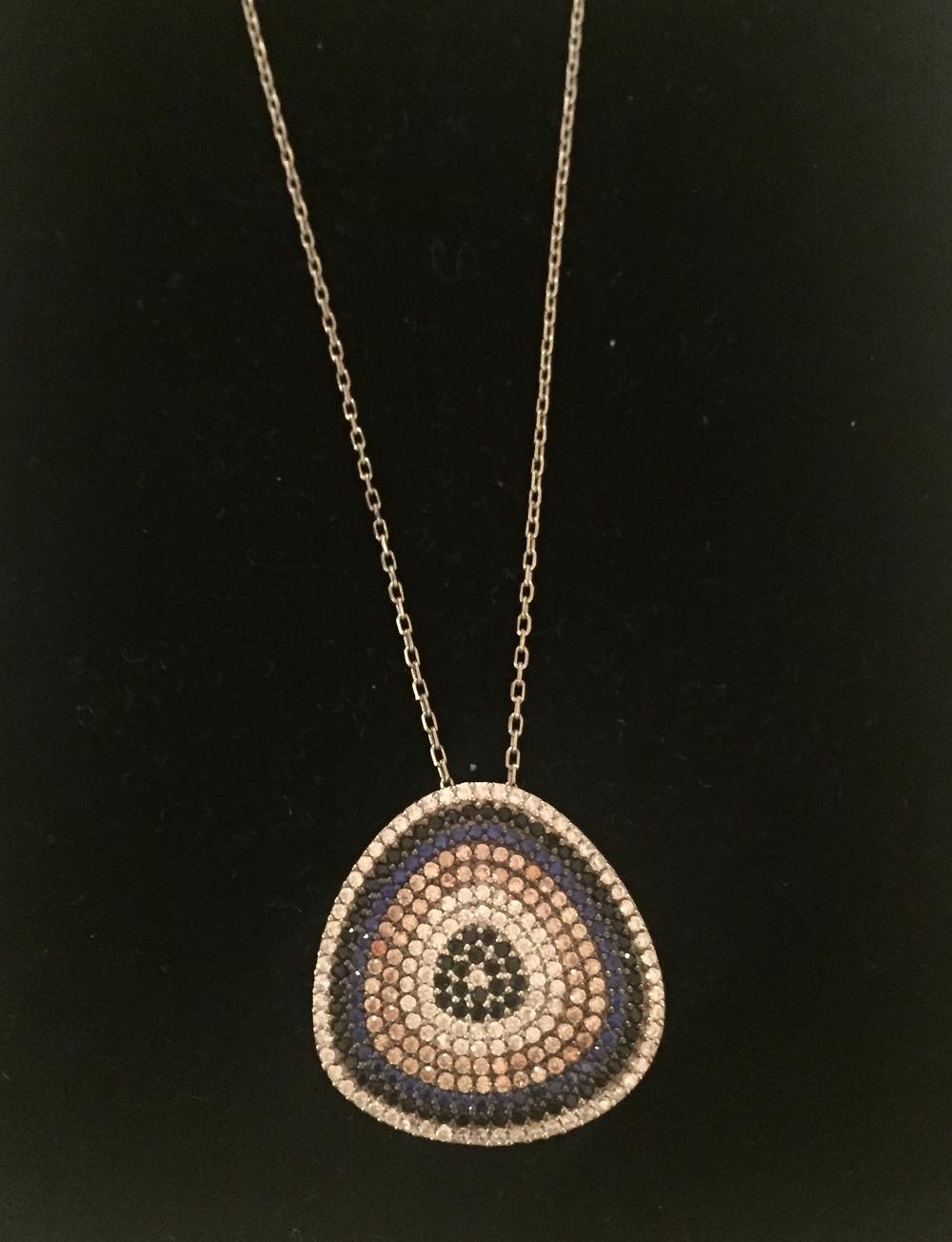 (30) Necklace Evil Eye Silver 2.JPG