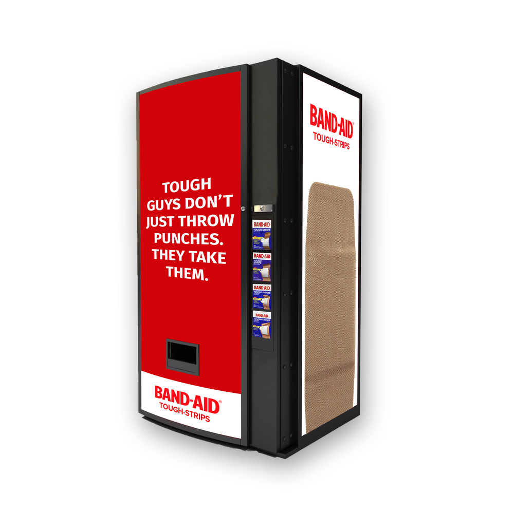 aid vending machine