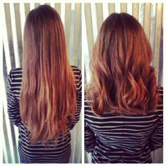 Cut and Color Makeover