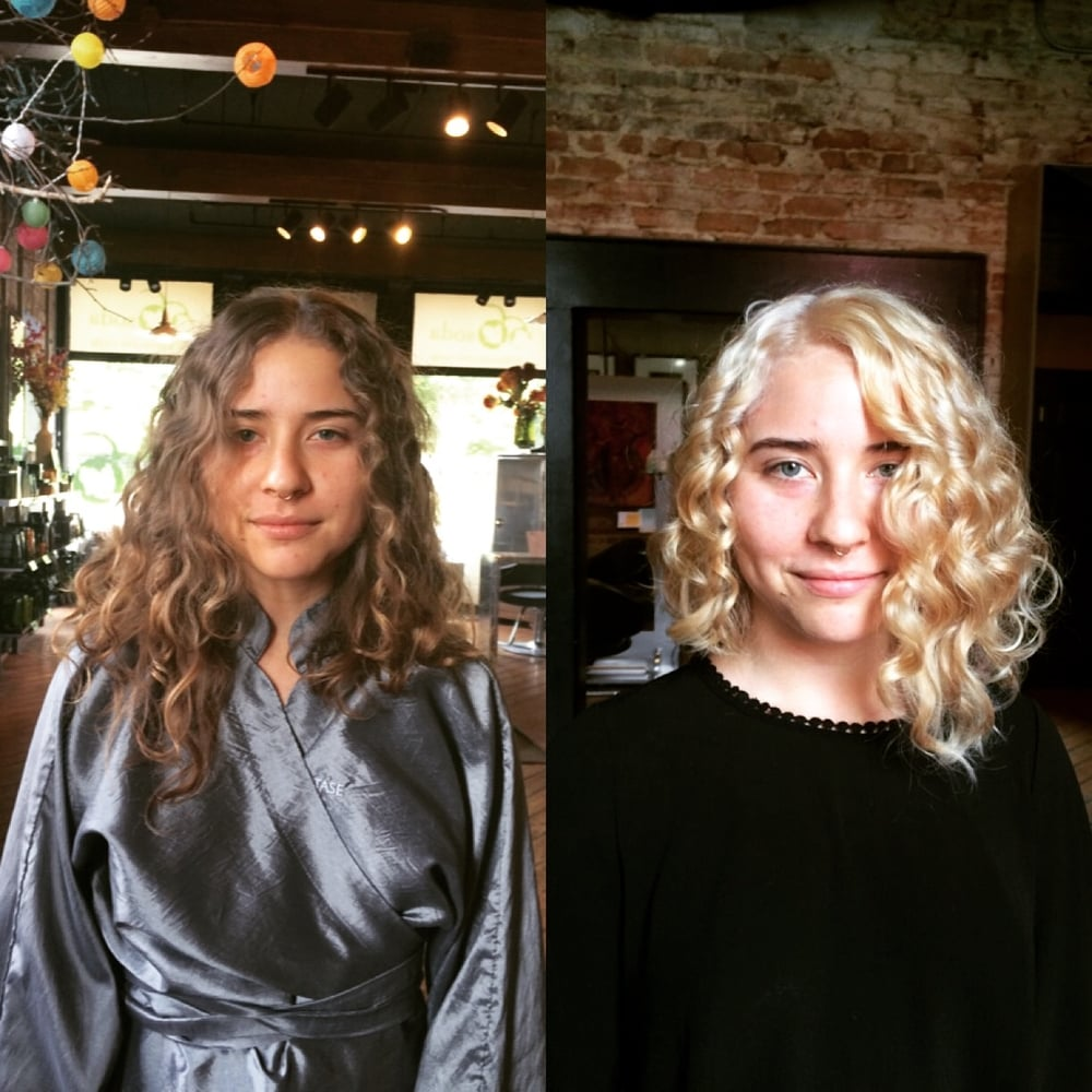 Curl Makeover