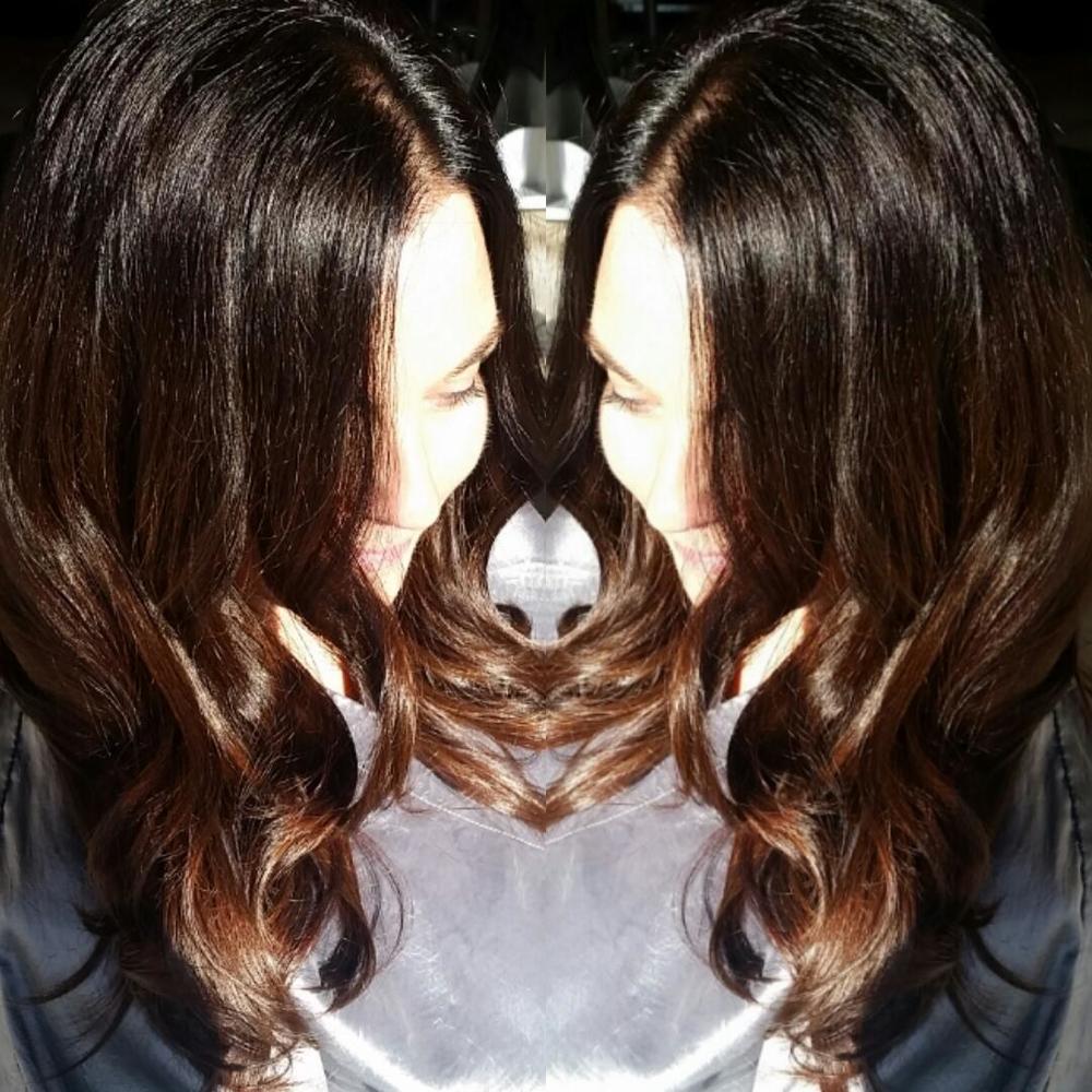 Chocolate Hair