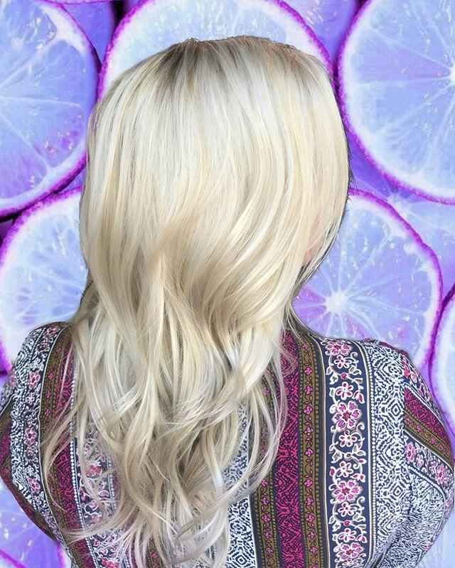 ᗩᑎGEᒪ ᗷᗩᗷY ᗷᒪOᑎᗪE 💜👼🏼 by @cosmic_nikki #blondehair #highlights #euforacolor #foils #roswell #atlantahairstylist #atlgirlgang #sodasalon #otp #itp #beautylaunchpad #modernsalon #behindthechair