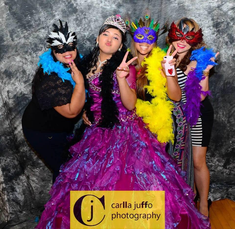 Fotos de Quinceaneras carlla juffo photography