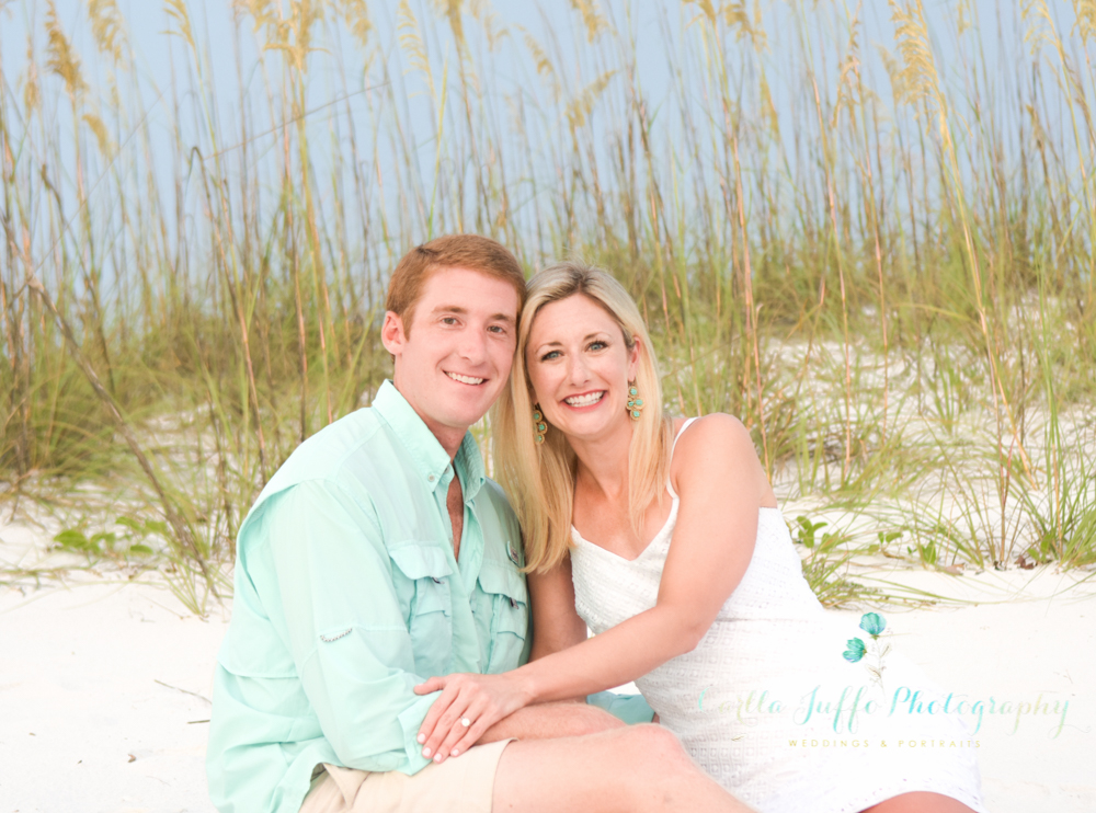 Lido Beach Engagement photographer