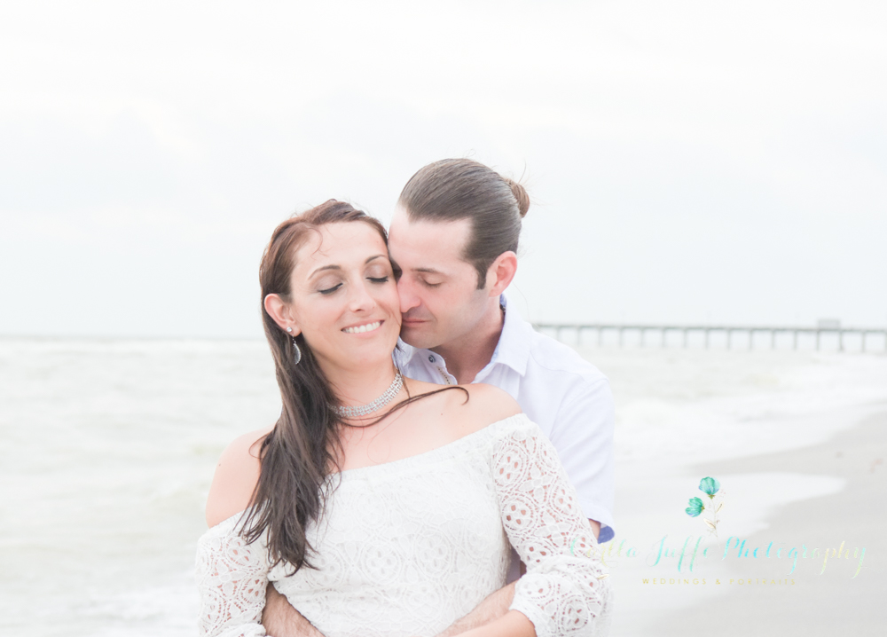 Beach Weddings in Venice, Fl - Carlla Juffo Photography