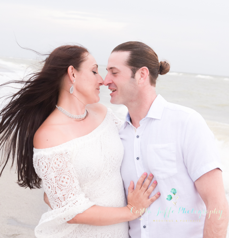 Beach Weddings in Venice, Fl