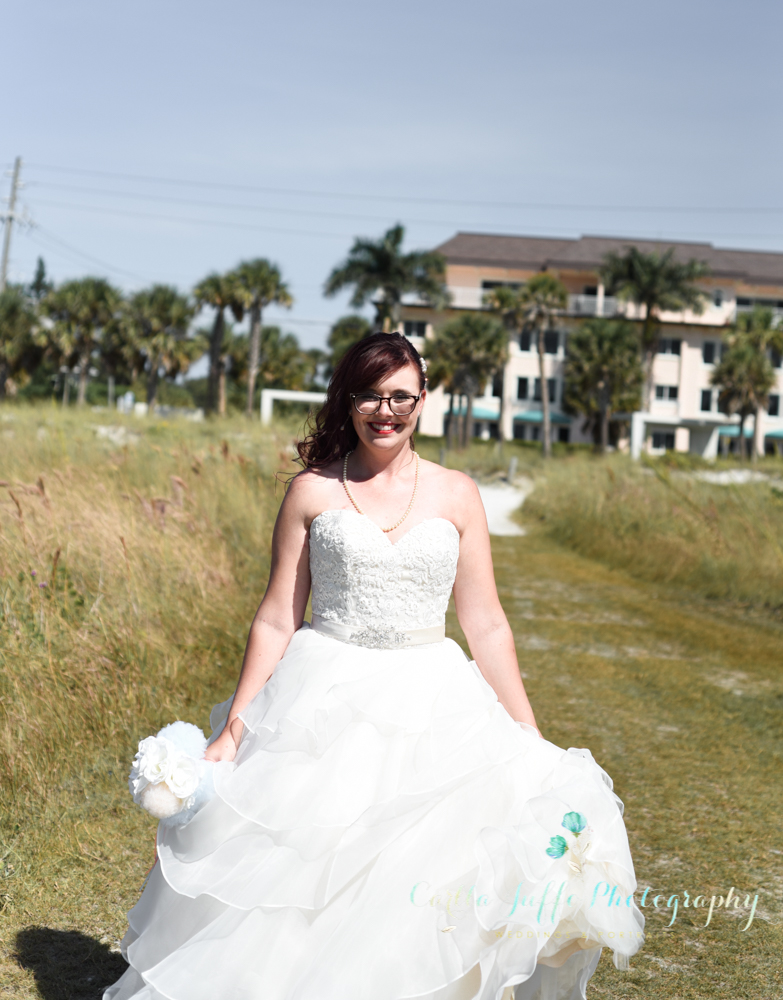 Beach Wedding on Siesta key