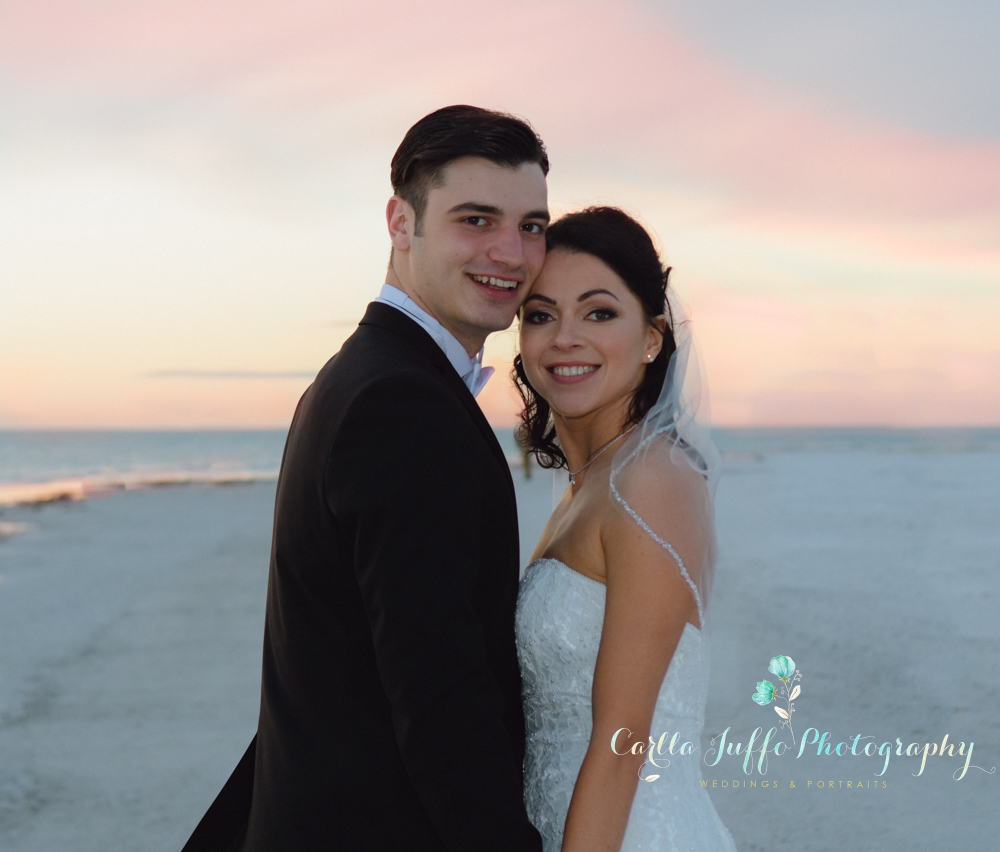 Siesta Key Sunset Weddings