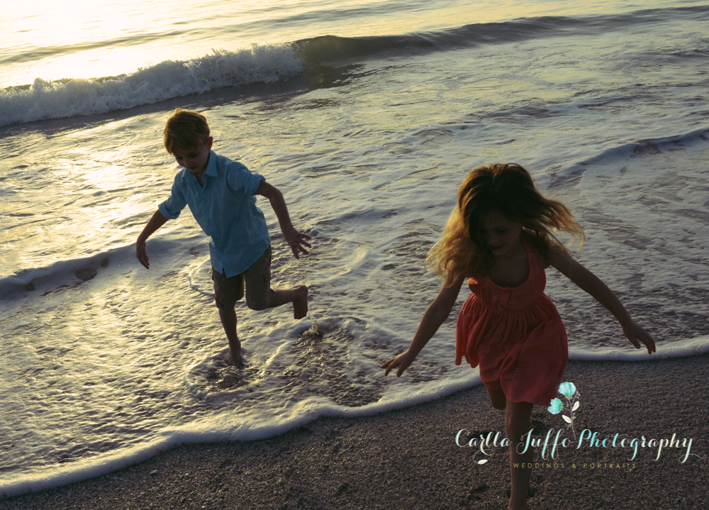 Bradenton Beach Family Photographer