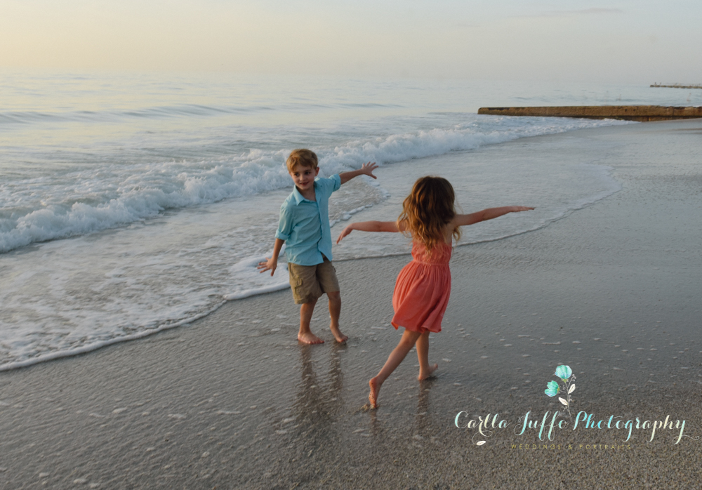 Coquina Beach Family Photographer
