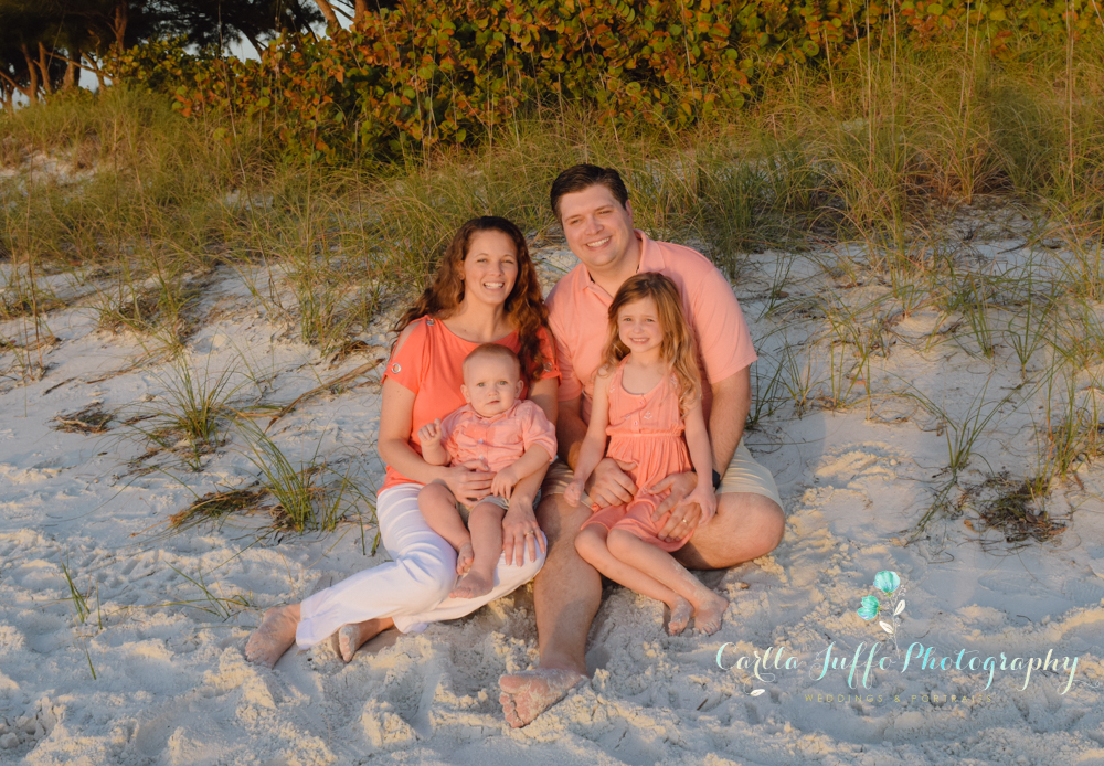 Holmes Beach Family Photographer