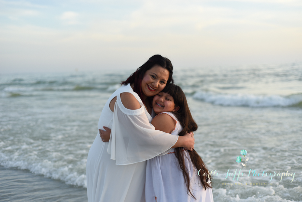Vacation Siesta Key Family Portraits