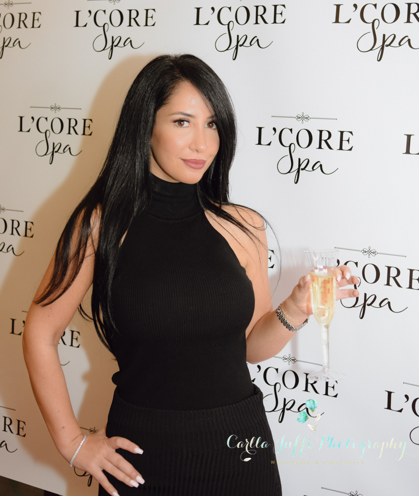 Adriana Melo, owner of L'Core spa at the Westfield Siesta Key Mall