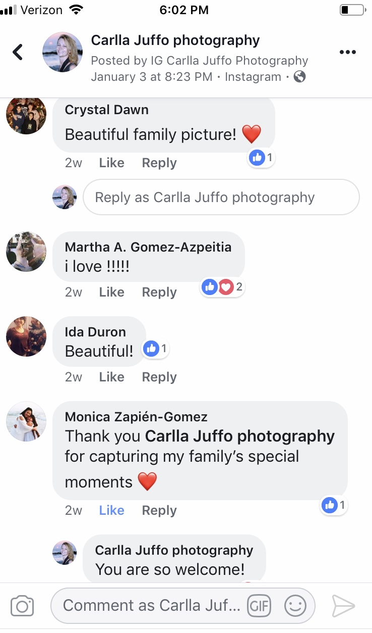 Carlla Juffo Photography reviews