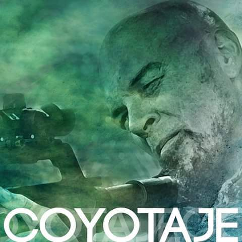 Cover art for Dean's new film,  Coyotaje