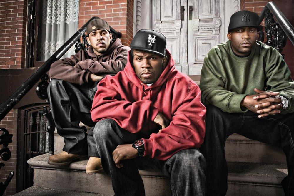 #9 50 Cent, Tony Yayo &Lloyd Banks