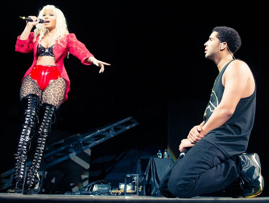 #3 Drake
