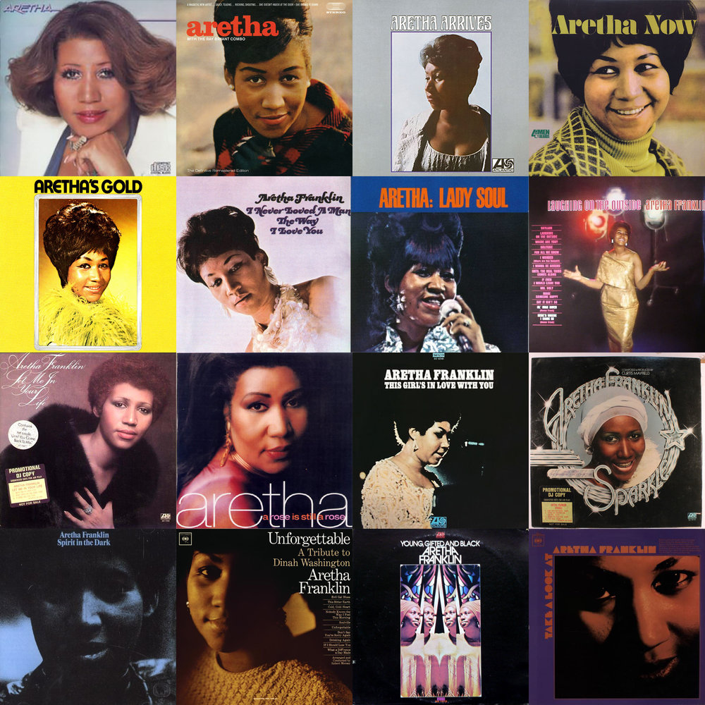 Rest in Power Aretha Franklin - CLICK HERE