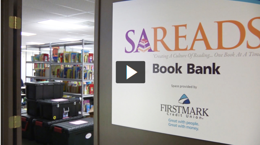 SAReads Summer Book Drive Helps Ease Financial Burden for Teachers - KSAT 12, August 2017