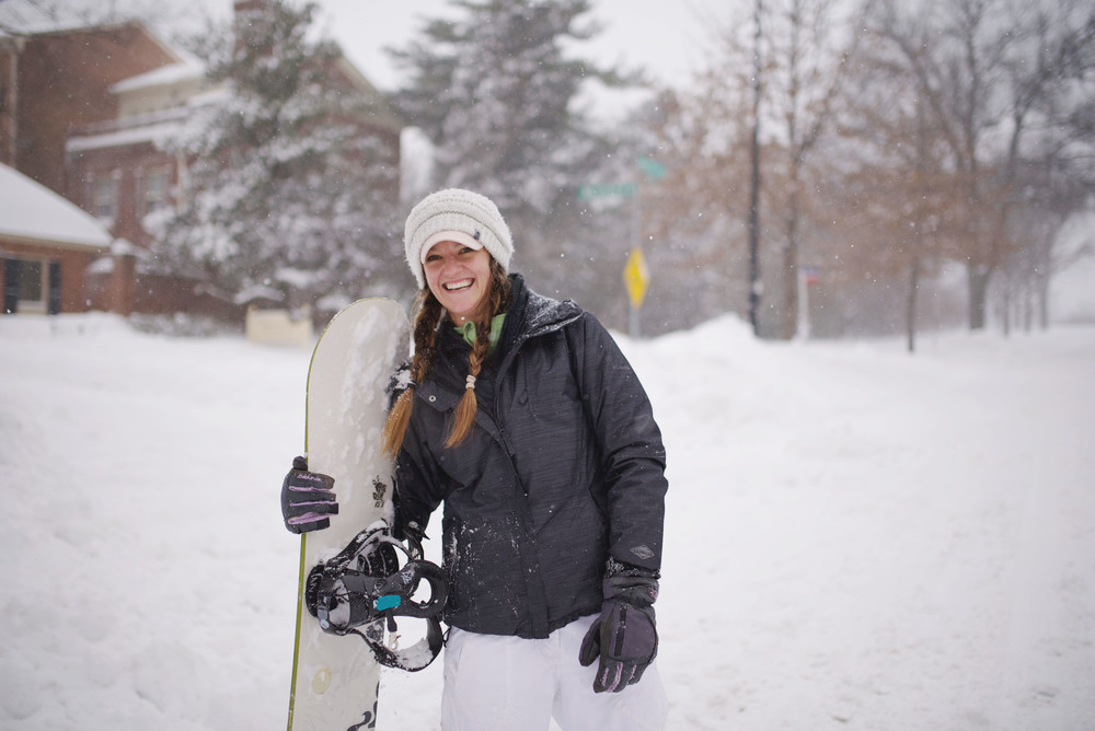 it was awesome seeing people snowboard on the streets, just another way DC is the best