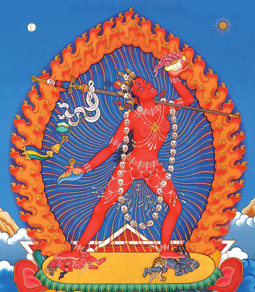 Vajrayogini, Tantric Goddess of Purification
