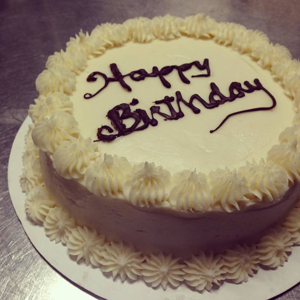 Birthday Cake (v)