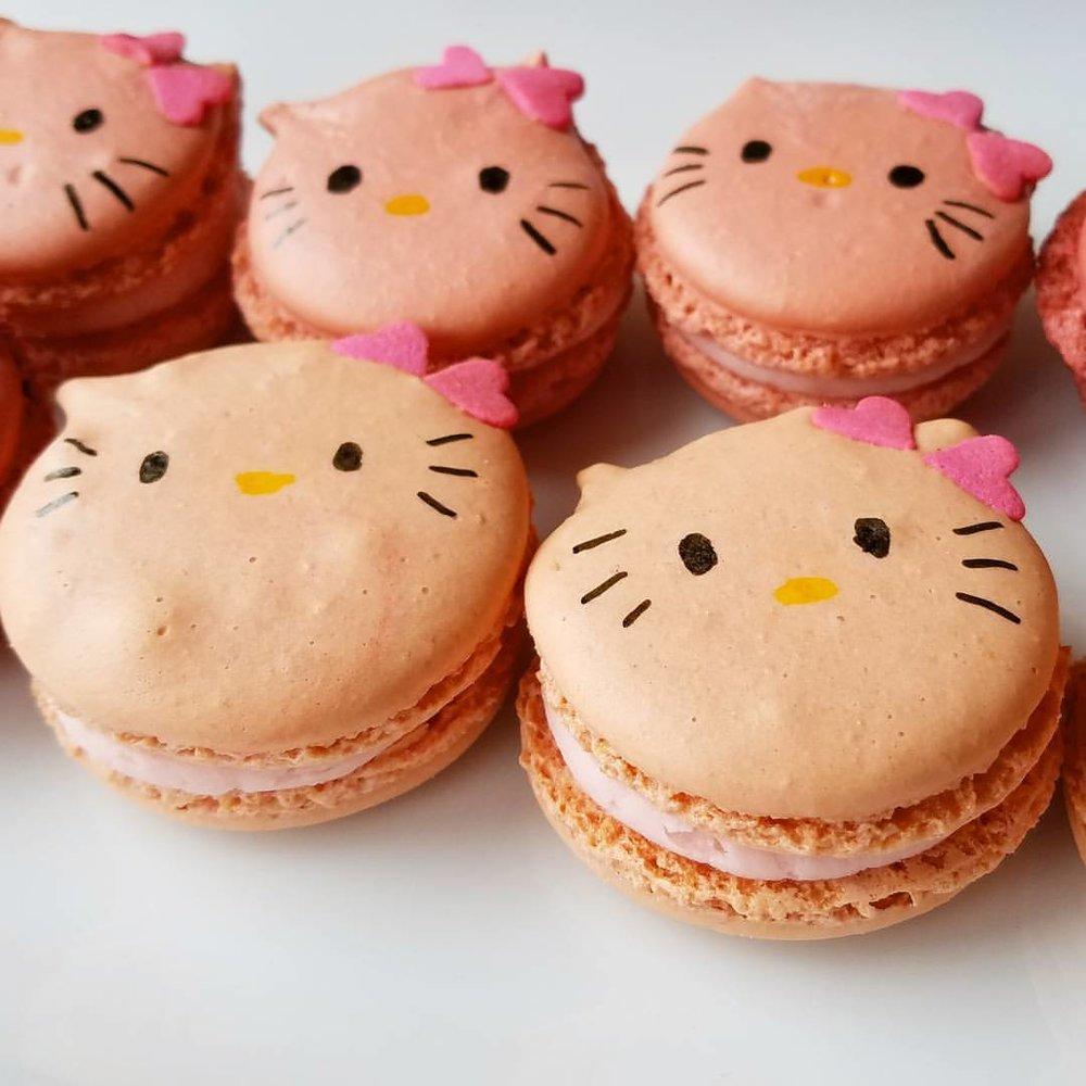 Macarons (gf)