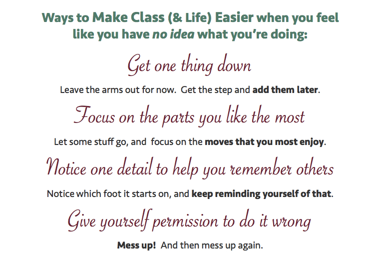Ways to Make Class (& Life) Easier
