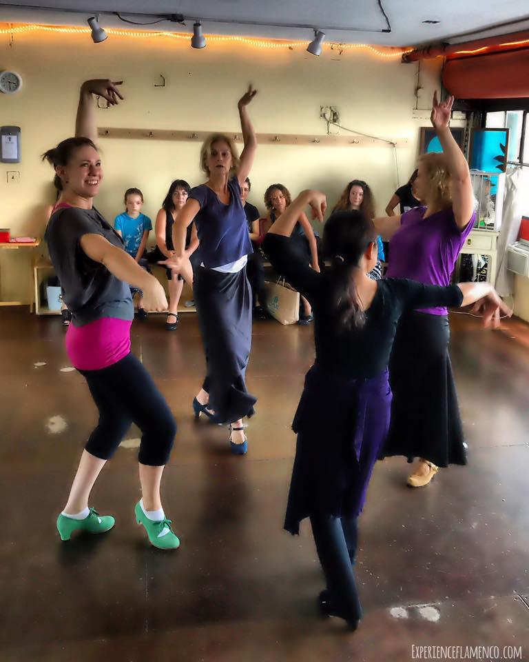 Portland flamenco dance