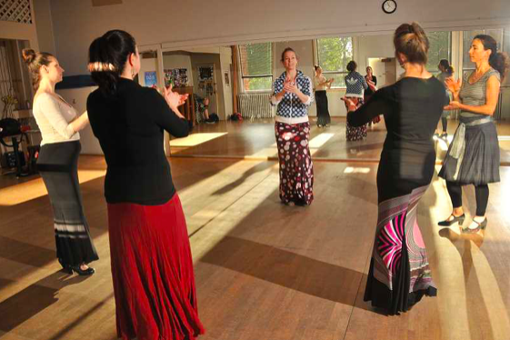 Lake Oswego Review Experience Flamenco! - Photo credit Vern Uyetake