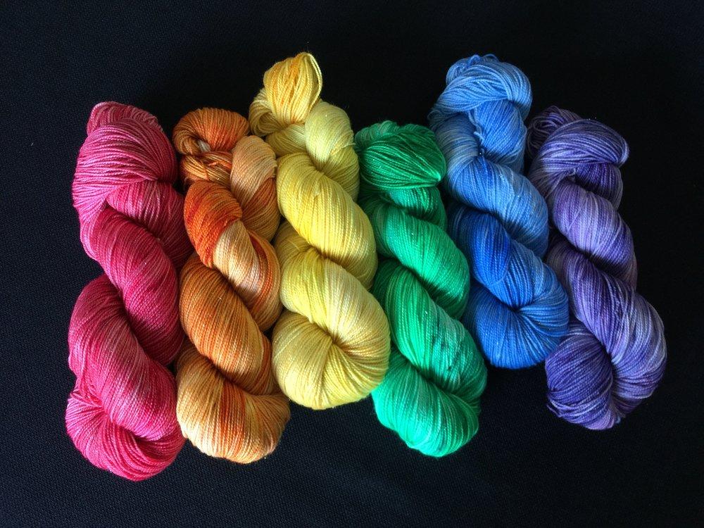 rainbow solids