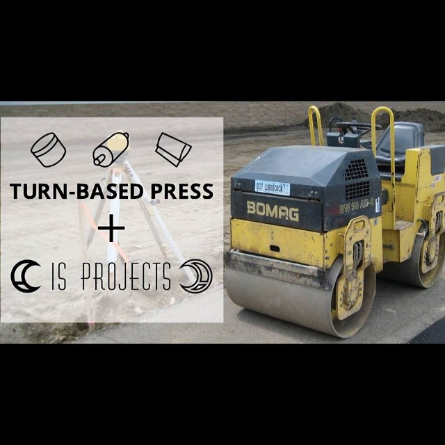 In case you haven't heard: ISP is teaming up with Turn Based Press to bring you the first ever Miami steamroller printing day! We'll be hosting a 3-part workshop at TBP on large scale relief printing and for those of you who know how to carve we are inviting you to bring your work to get printed on the big day, September 12th! Check out the website for more info. Link in bio.  (at Is Projects)