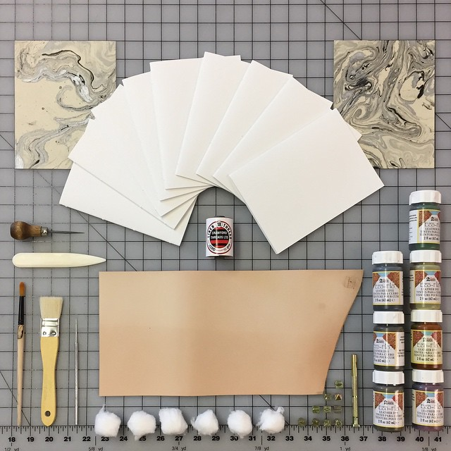 Our first June workshop is rapidly approaching! Learn how to turn these materials into a gorgeous and unique journal. The class will take place on Sunday, June 7th from 12-5pm. Check the calendar page on the site for the full list! (Link in profile) (at Is Projects)