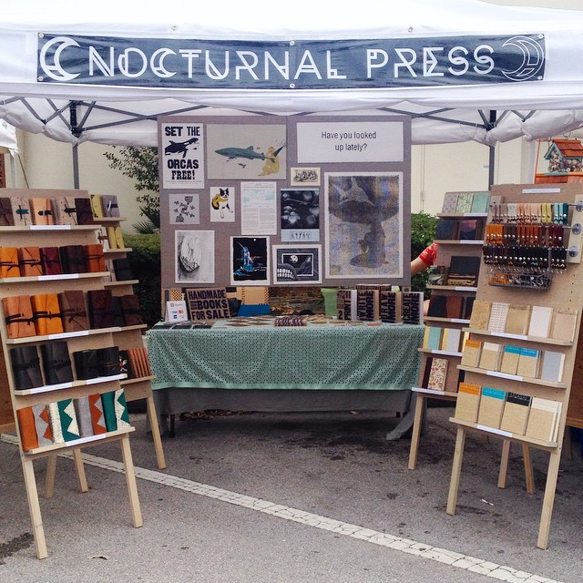 Come on out to the Downtown Delray Beach Craft Fair and pick out a book. We brought out the big guns. (at Atlantic Ave - Delray Beach)