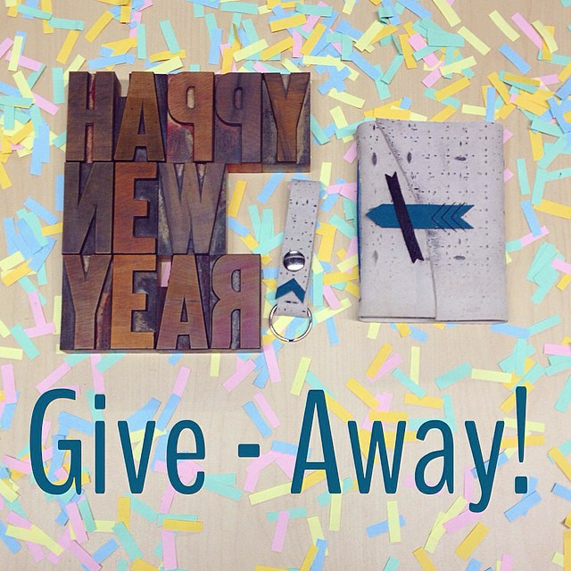 That's right everyone! In the spirit of the New Year we're trying something new and giving away this book and key fob combo to one lucky follower. Rules for entry are simple: 1) follow @isprojects 2)tag two people in a comment on this photo. One lucky winner will be chosen from the Instagram entries and the Facebook entries so double your chances by visiting Facebook.com/isprojectsfl and enter through Facebook too! Good luck!! 💫✨🌟✨💫 (at Is Projects)