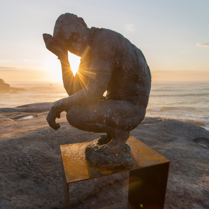 Photo credit: Sculptures by the Sea website