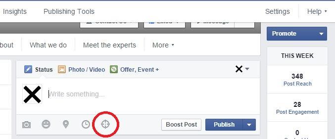 Facebook Targeting 3