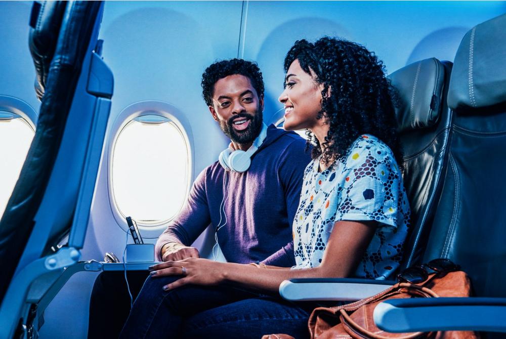 Premium Economy on Alaska Air