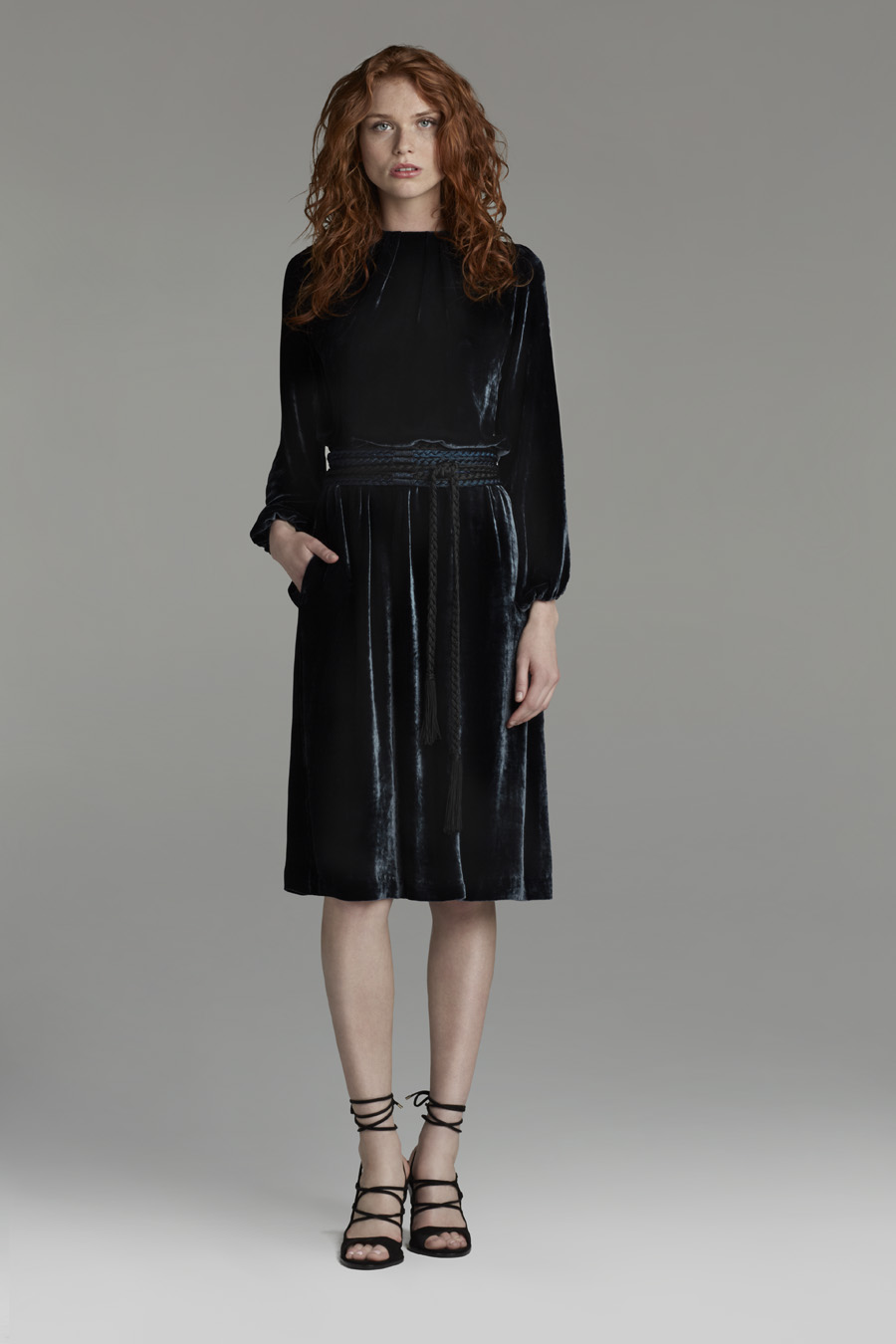 Francette 3301-01 Silk Velvet