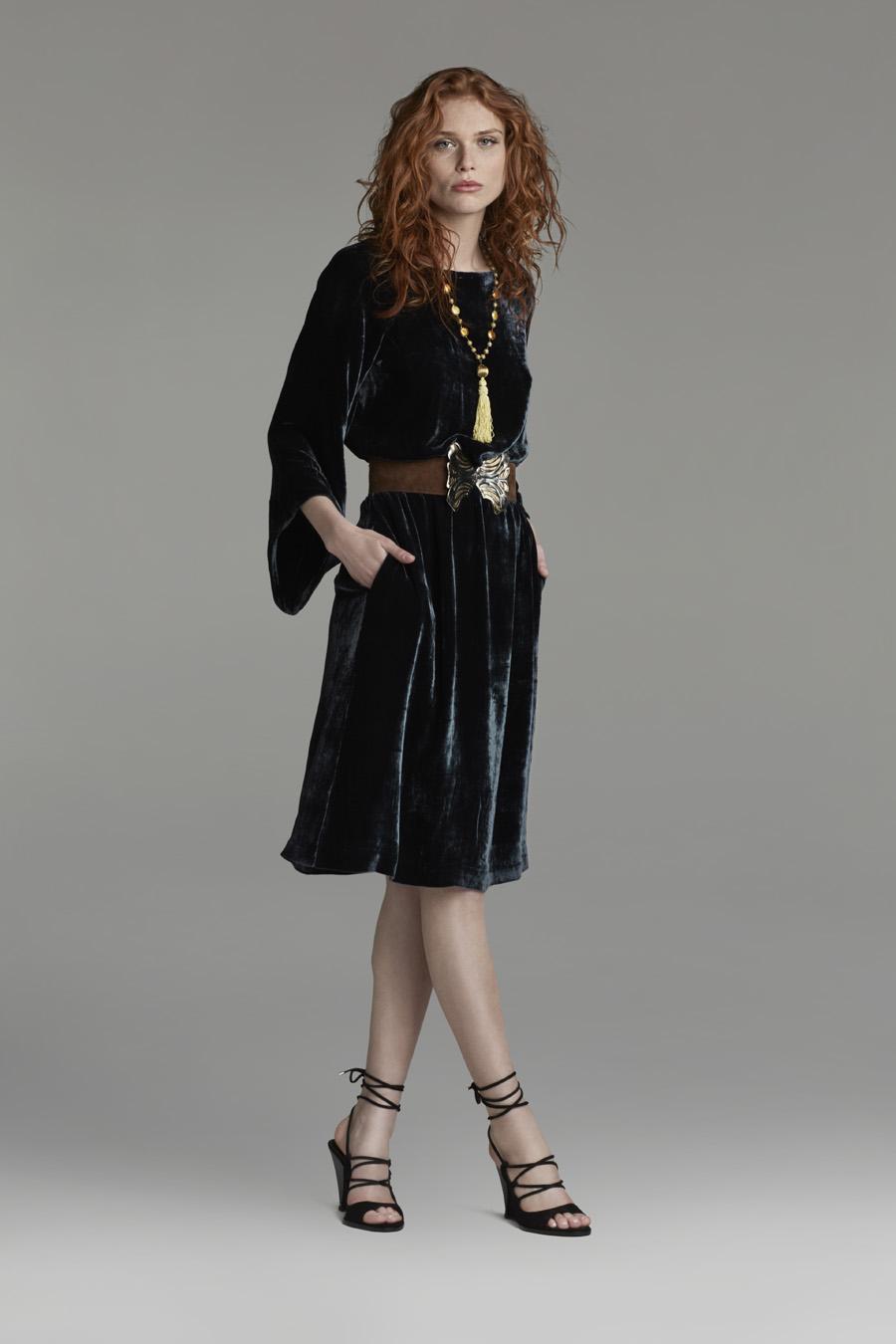 Erika 3303-01 Silk Velvet