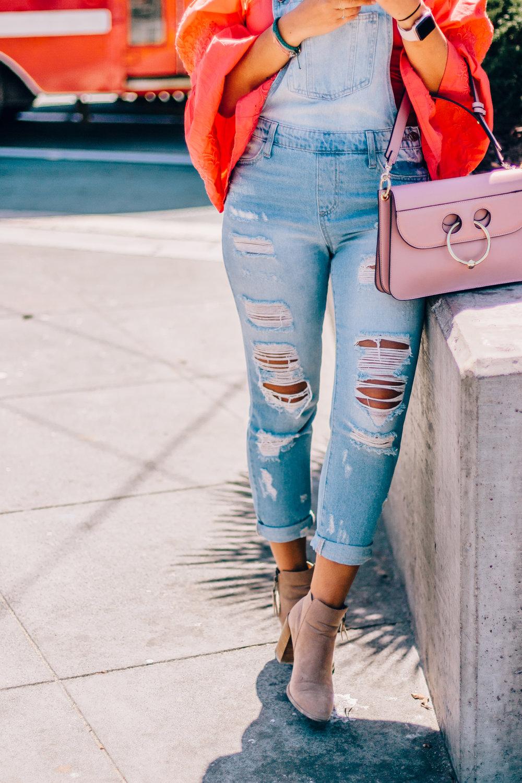 denim-overalls-petite-blogger