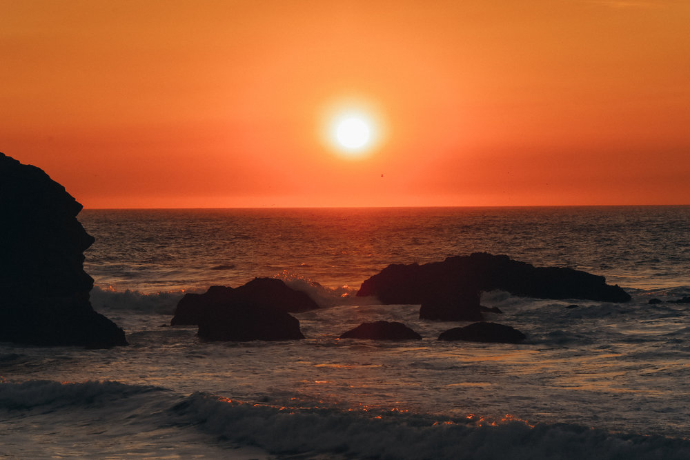 Be good. Do good. - Be fearless in the pursuit of what sets your soul on fire