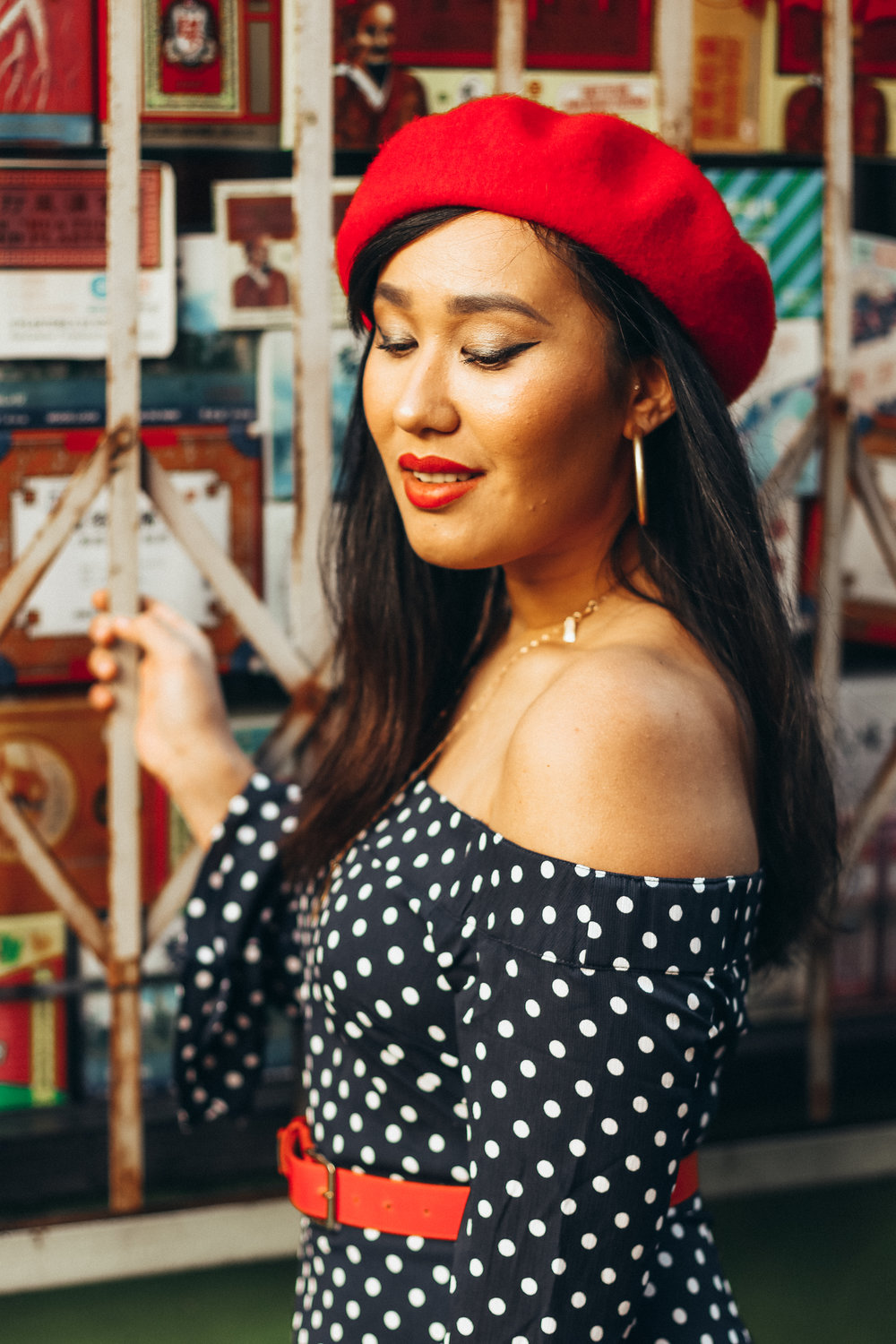red-beret-style-blogger-lookbook