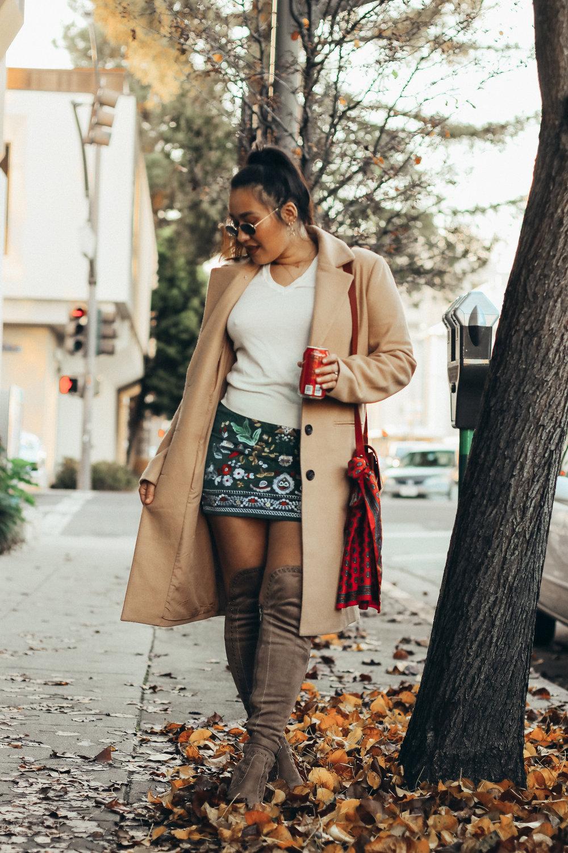 forever-21-camel-coat-blogger-style