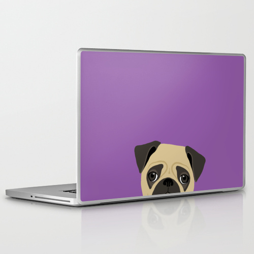 Pug_LaptopSkin
