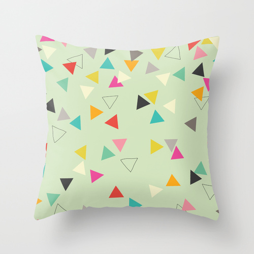 Triangles_Pillow
