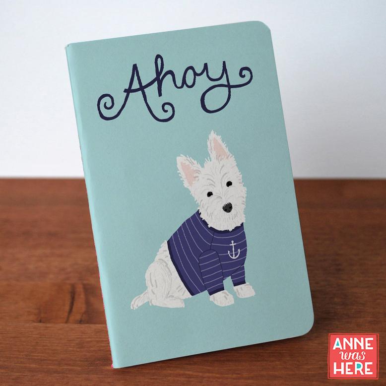 AhoyWestieJournal_AnneWasHere