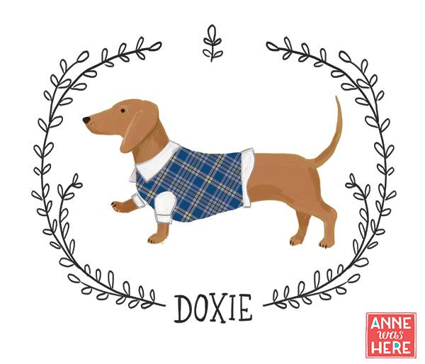 Doxie_AnneWasHere