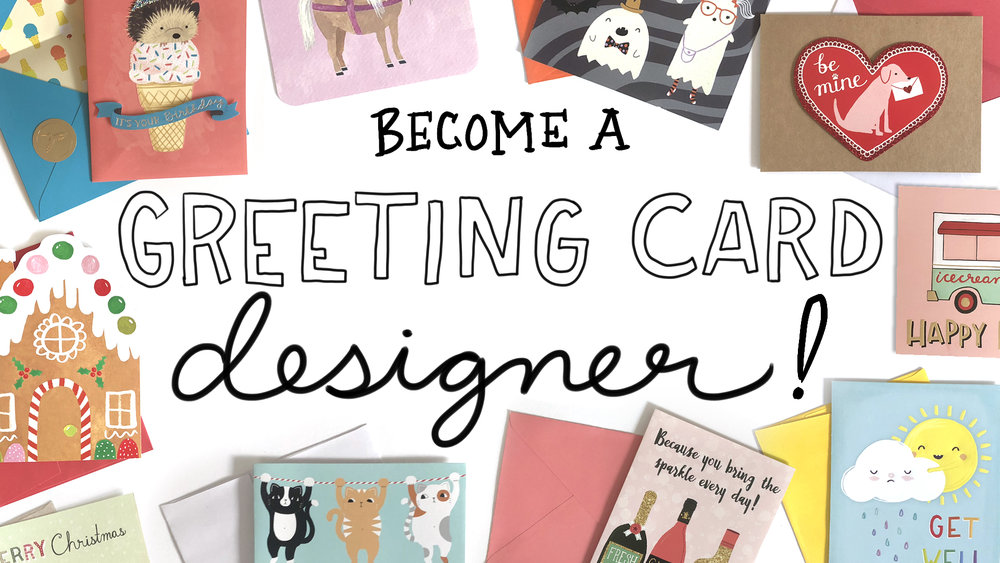 Become A Greeting Card Designer
