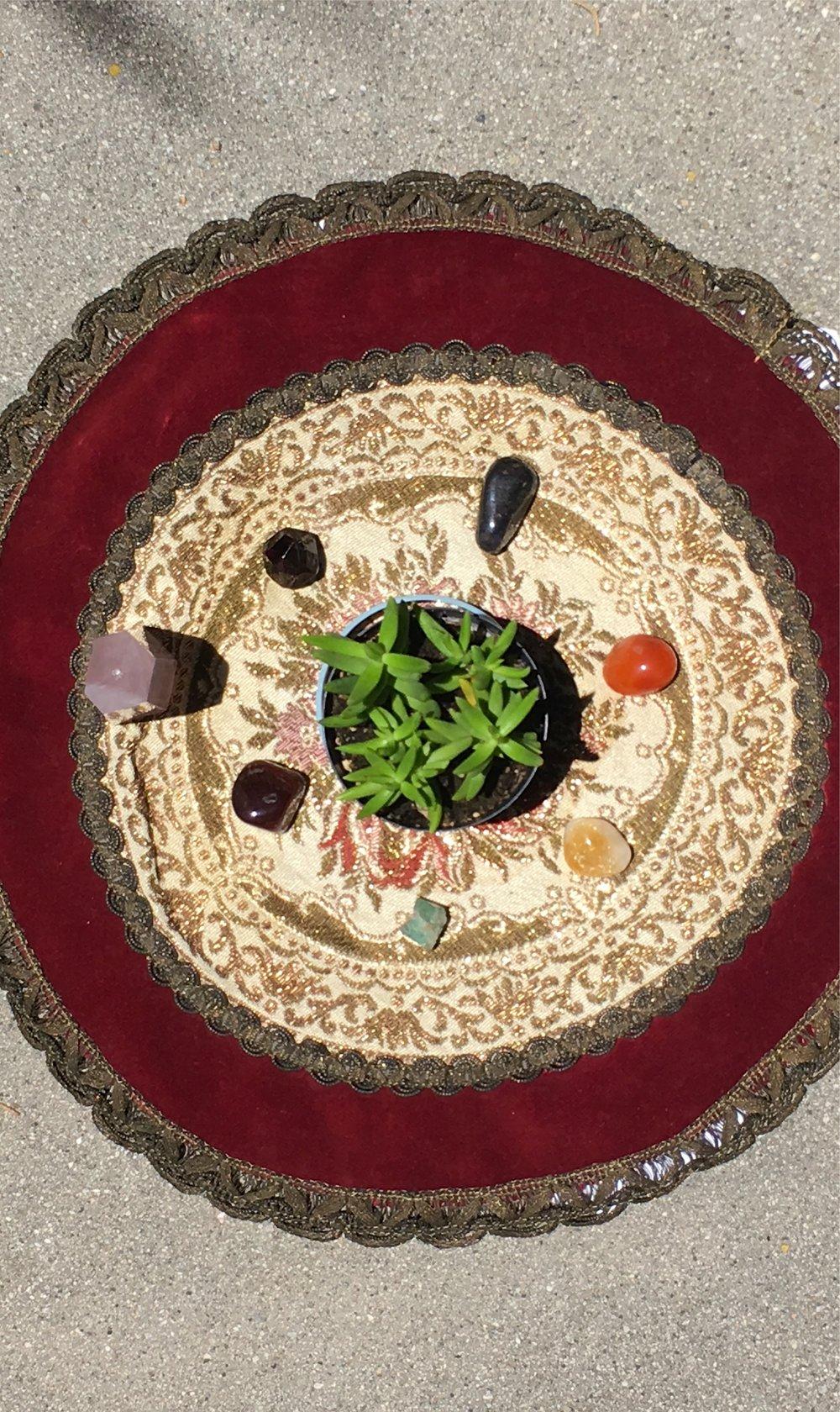Antahkarana symbol ceremony feng shui mannhattan.JPG